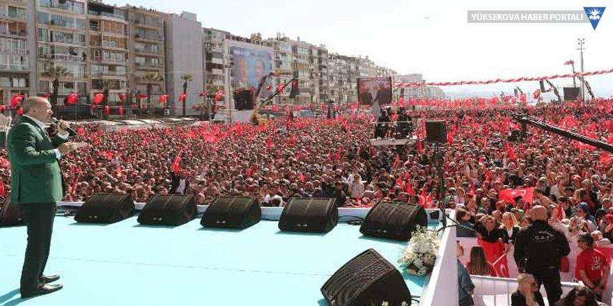 Bahçeli ve Erdoğan'dan İzmir'de ortak miting