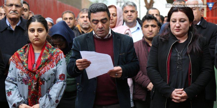 HDP ve DBP Cizre eşbaşkanları hakkında yurt dışı yasağı