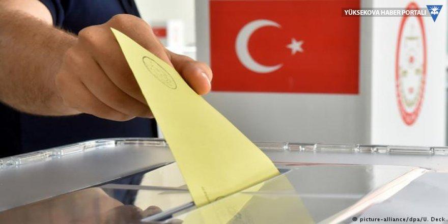 Verilerle 2019 yerel seçimleri