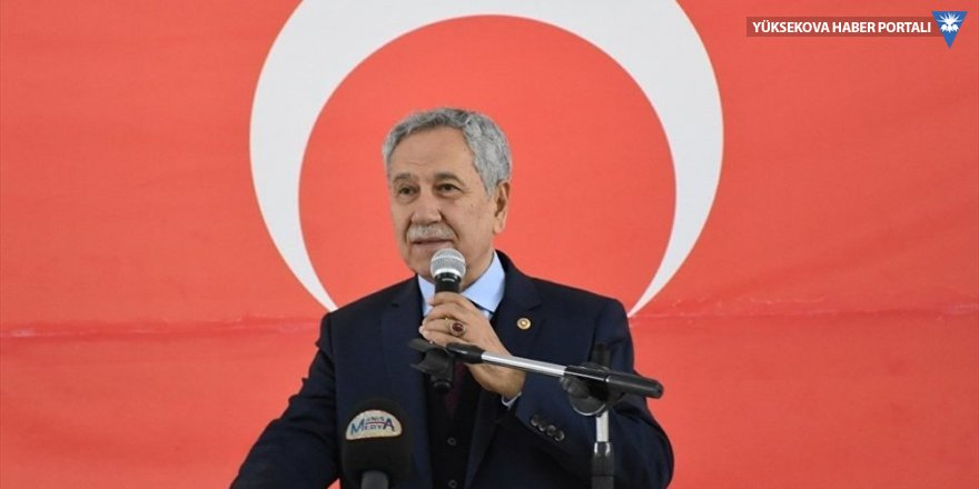 "Arınç: Erdoğan'a, ""Gül'e, Davutoğlu'na, Babacan'a veya bana görev verin"" dedim"