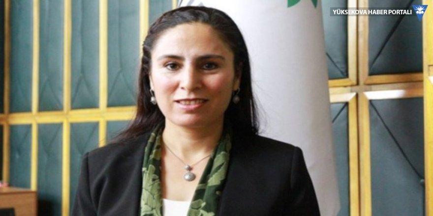 HDP Urfa Milletvekili Ayşe Sürücü'ye 1 yıl 8 ay hapis verildi
