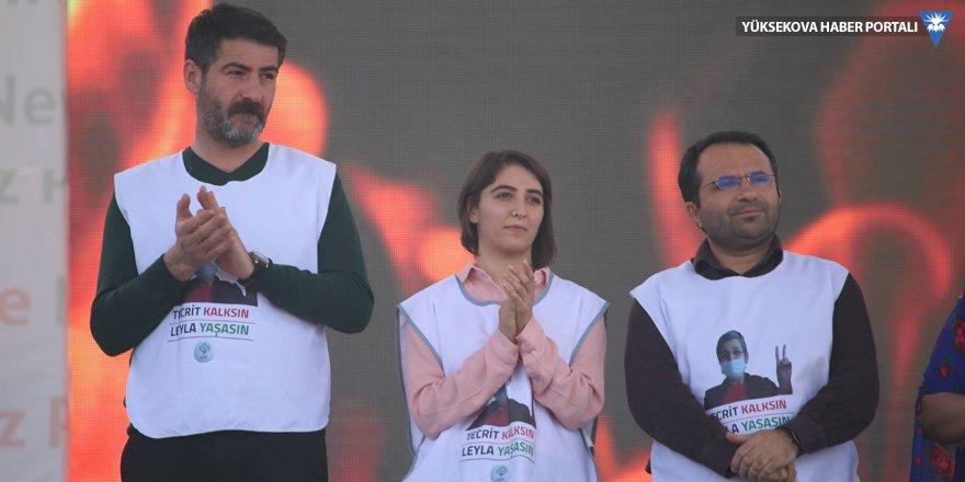 Leyla Güven'den Diyarbakır Newroz'una mesaj