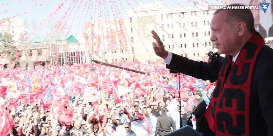 Erdoğan: Hatay'da 7 tane baraj var