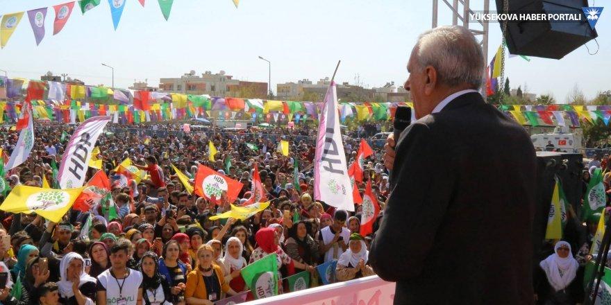 Ahmet Türk: Hileleriyle baş edeceğiz