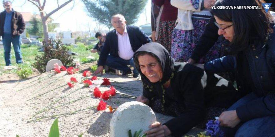 Kemal Kurkut mezarı başında anıldı