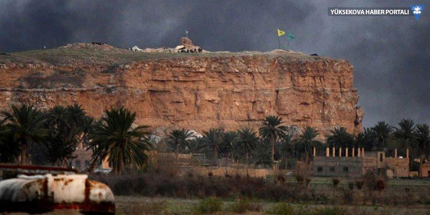 SDG: IŞİD'in yenildiğini ilan ediyoruz