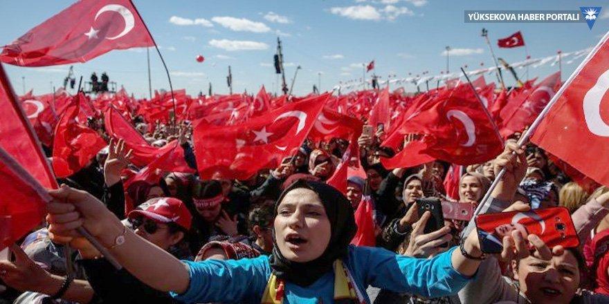 Cumhur İttifakı'nın Yenikapı'daki Büyük İstanbul mitingi başladı