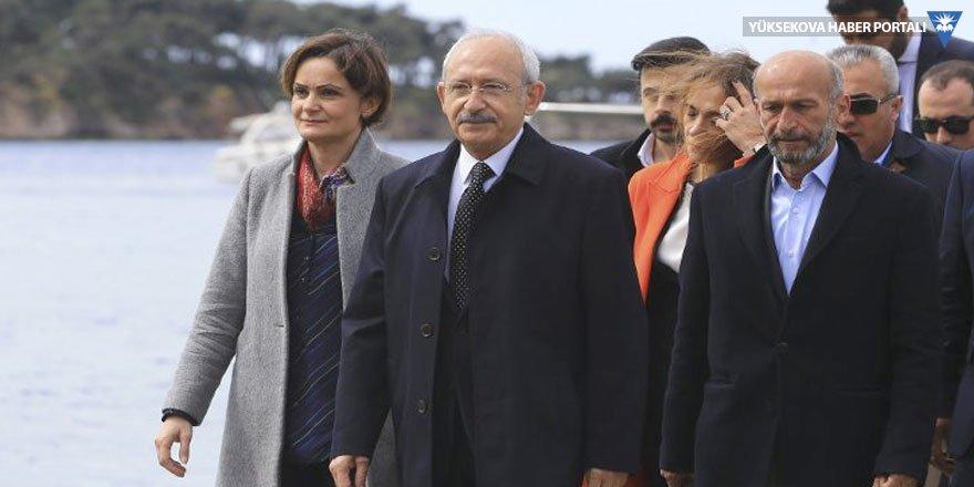 Kılıçdaroğlu Büyükada'da: Muhtar seçmek bir beka sorunu mu?