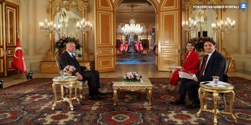 Erdoğan'dan Namık Tan'a: Bunlar ihanet içinde