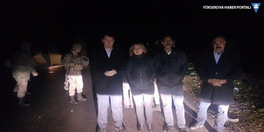 HDP milletvekillerinin Varto'ya girişine izin verilmedi