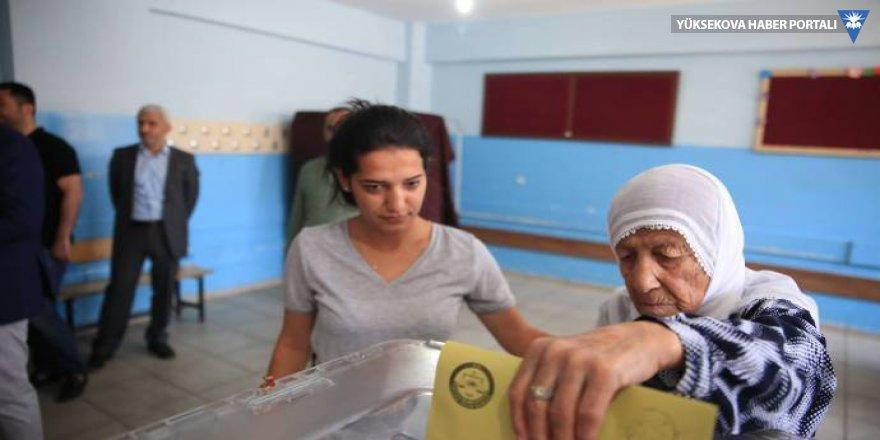HDP'de 60 bin görevli, sandıklarda görev alacak