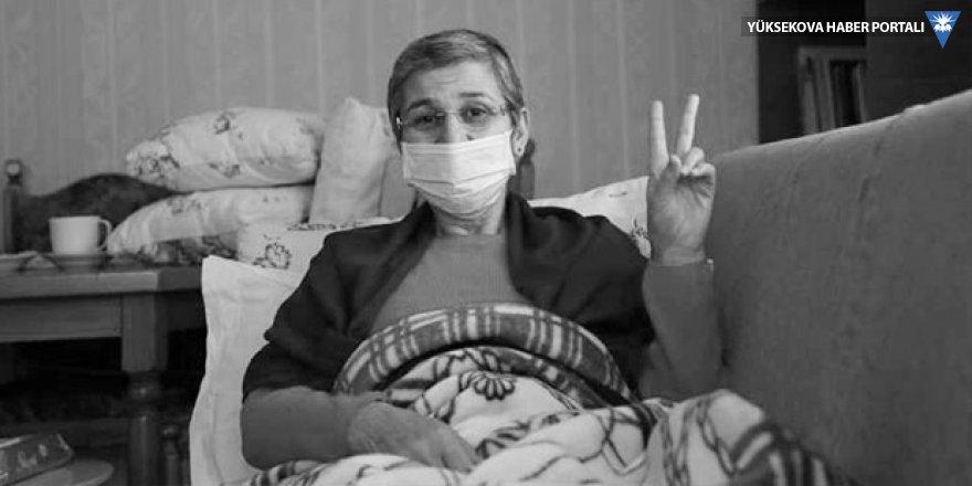 Açlık grevindeki Leyla Güven: Yaşamınıza son vermeyin