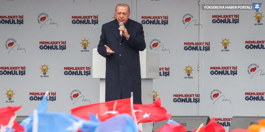 Cumhurbaşkanı Erdoğan: Van'a 27 katrilyon yatırım yaptık
