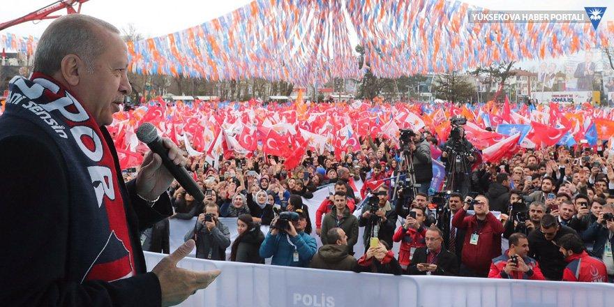 Erdoğan: Benim Kürt vatandaşlarımın oyları senin iradende mi?
