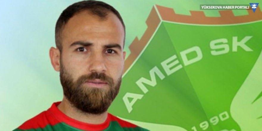 Amedsporlu Mansur Çalar futbol oynayabilecek!