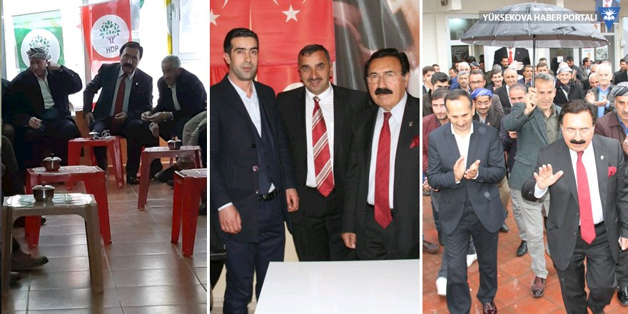 HDP'li Canan'dan HDP, AK Parti ve CHP'ye ziyaret