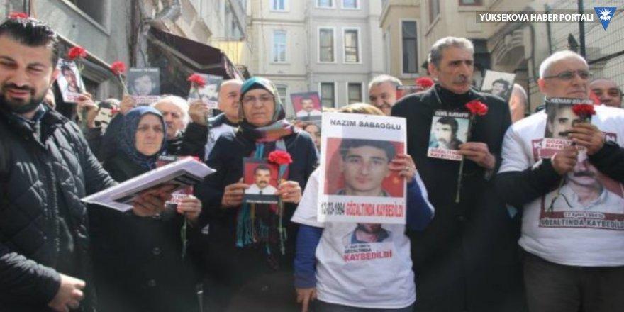 Cumartesi Anneleri Nazım Babaoğlu'nun akıbetini sordu