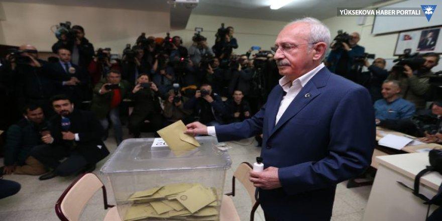 Kılıçdaroğlu: İnşallah martın sonu bahar olur