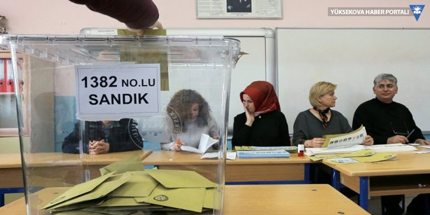 AK Parti: Ankara'da sonuç farklı