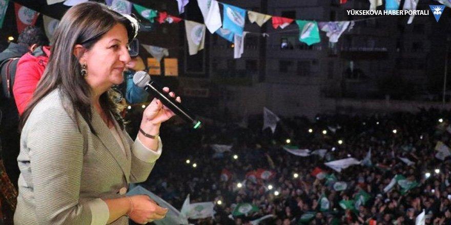 HDP Eş Genel Başkanı Pervin Buldan: Biz kazandık