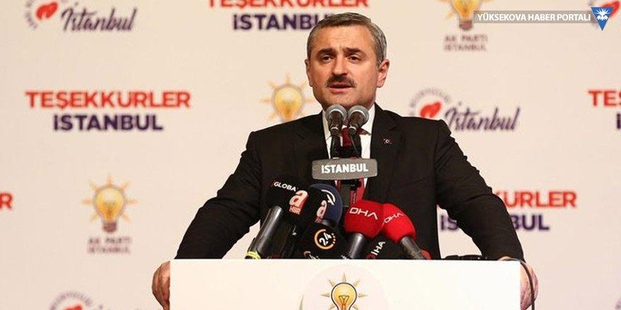 AK Parti: Yıldırım'ın kaydedilmemiş 2 bin 675 oyunu tespit ettik