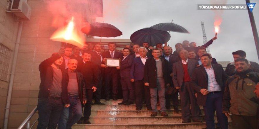Şırnak'ta tüm itirazlara ret: Mazbata verildi