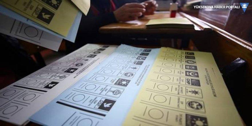 Diyarbakır Büyükşehir Belediyesi'nin kesin seçim sonuçları
