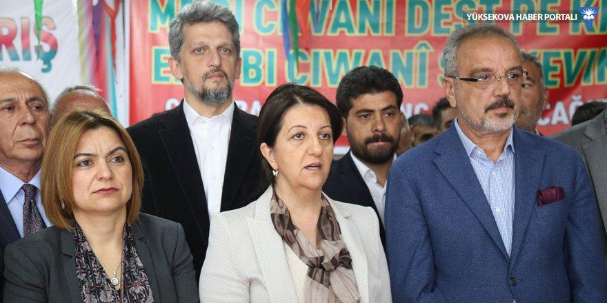 HDP'den Muş kararı: AYM ve AİHM'e başvuracağız