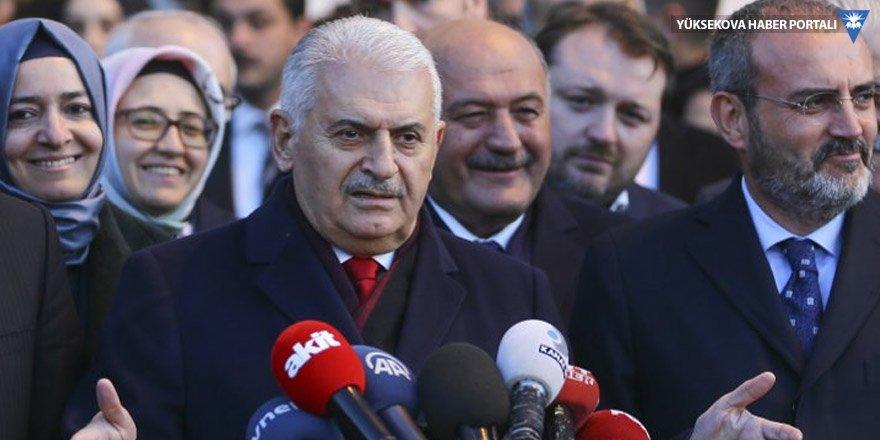 Yıldırım'dan İmamoğlu'na: Türk halkının sinirlerini bozmayın