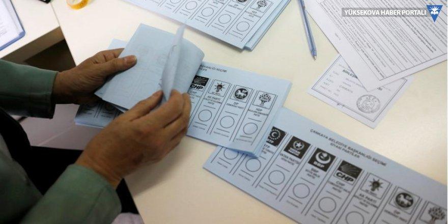 İstanbul'da geçersiz oyların yüzde 90'ı sayıldı