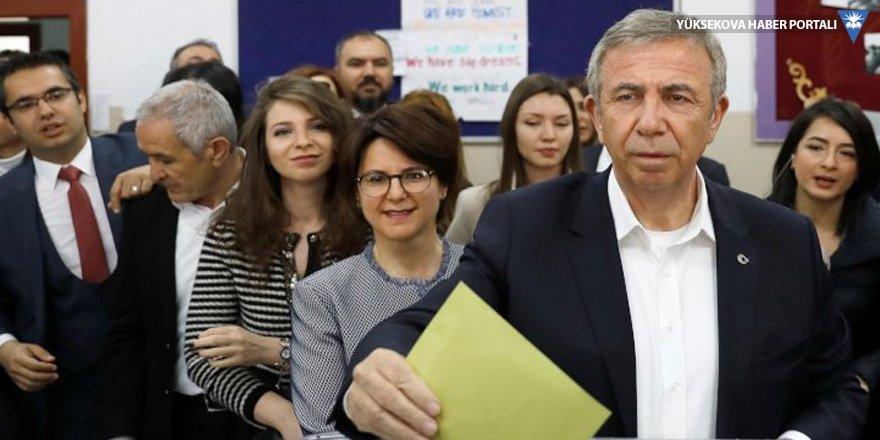 CHP: Yavaş Ankara'da 124 bin farkla kazandı