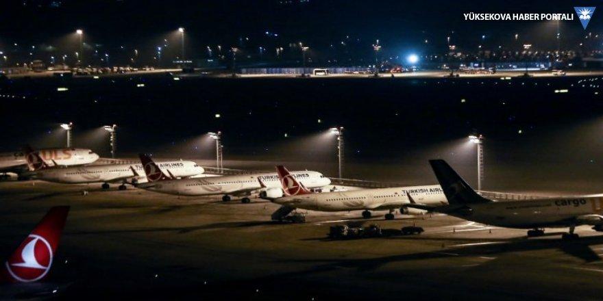 Atatürk Havalimanı'ndan son uçuş yapıldı