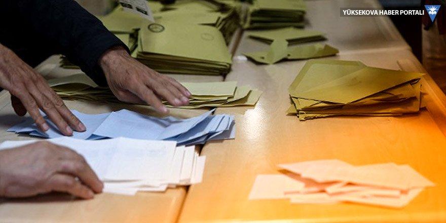 AK Parti'nin Hakkari ve Yüksekova itirazları reddedildi
