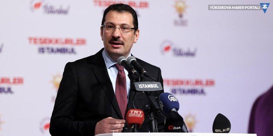 Ali İhsan Yavuz: Sayemizde seçim eksiksiz yapıldı