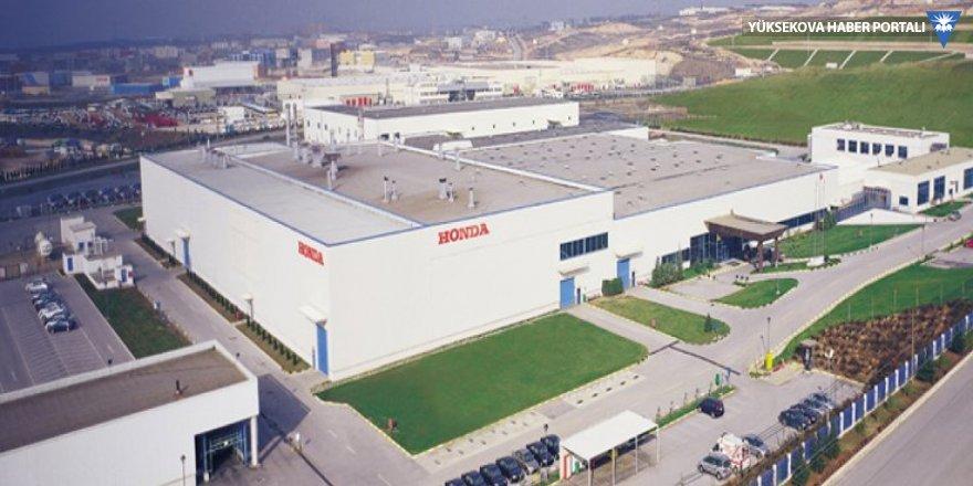 Honda'nın Türkiye fabrikası kapatılıyor