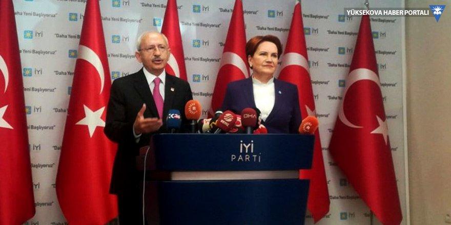 Kılıçdaroğlu: YSK sandık güvenliğini bozan sürecin içine girdi