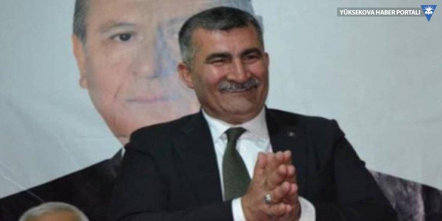 MHP'li Nihat Atlı'nın başkanlığı düştü