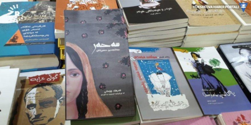 Seher, Erbil Kitap Fuarı'nın en çok satılan kitabı