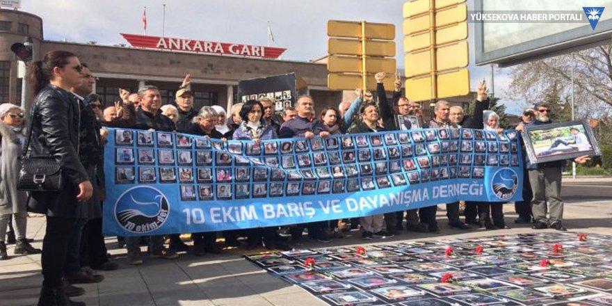 Ailelerden 10 Ekim anıtı talebi