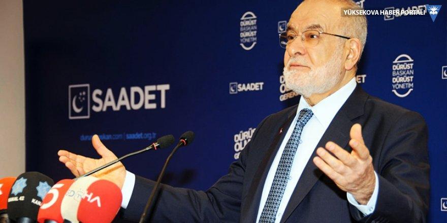 Karamollaoğlu: Yorumum AKP'ye dert oldu