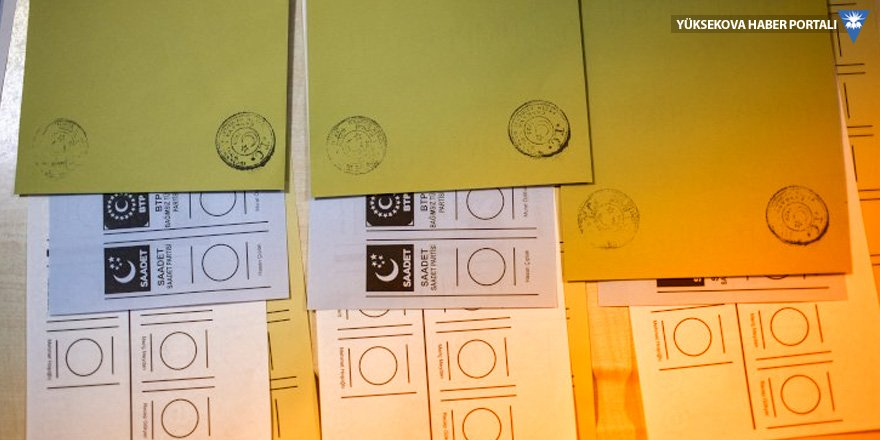 YSK, 31 Mart seçiminin kesin sonuçlarını açıkladı