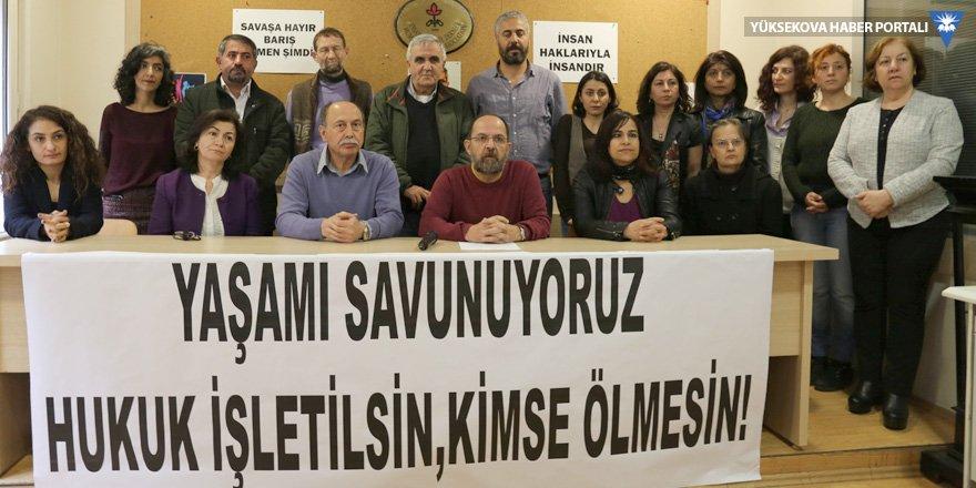 150 örgütten 'yaşam hakkını koru' çağrısı