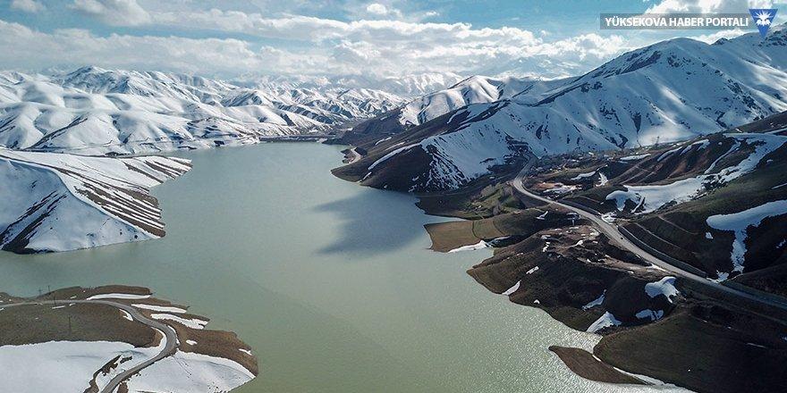 Yüksekova Dilimli Barajı beklenenden erken dolacak