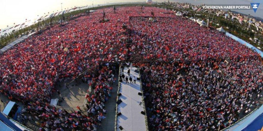 CHP, İstanbulluları Maltepe'ye çağırdı