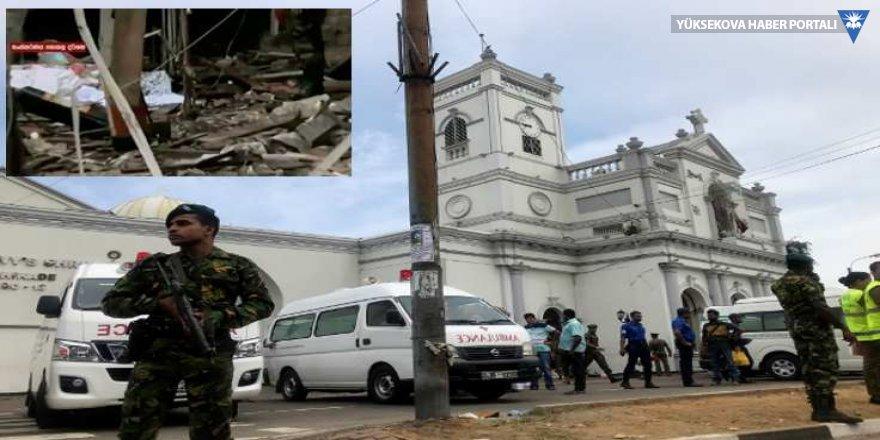 Paskalya ayininde hedef: Sri Lanka'da üç kilise ve üç otel hedef alındı, polis sekizinci bir patlamayı açıkladı