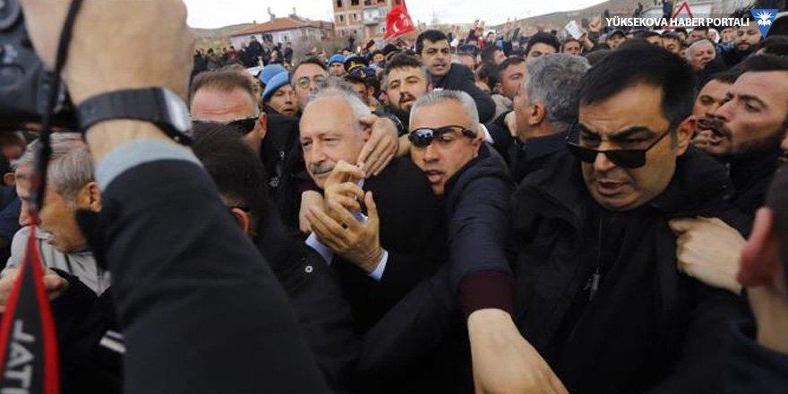 Kılıçdaroğlu'na saldırı terör kapsamında soruşturuluyor