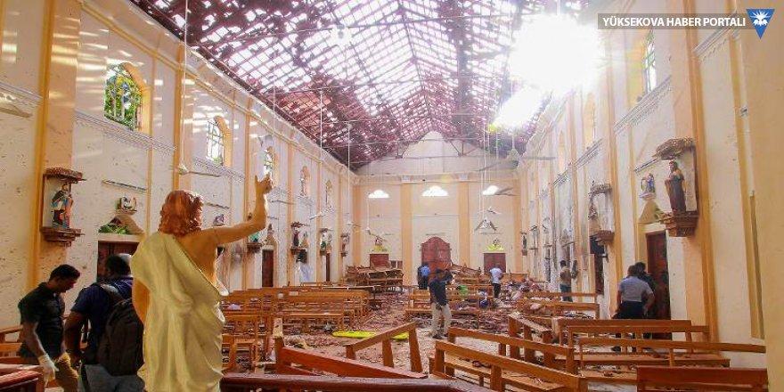 Sri Lanka'da ölü sayısı 290'a yükseldi