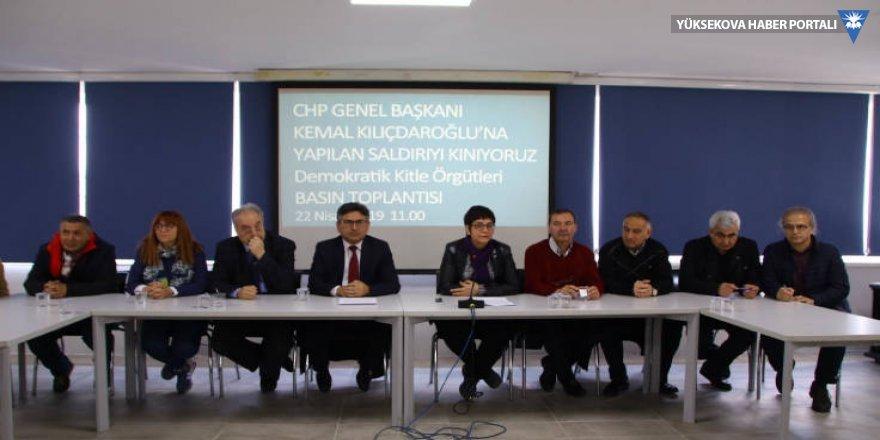 Kılıçdaroğlu'na yapılan saldırı Madımak'a benzetildi