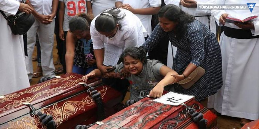 Sri Lanka'da hayatını kaybedenlerin sayısı 310 yükseldi