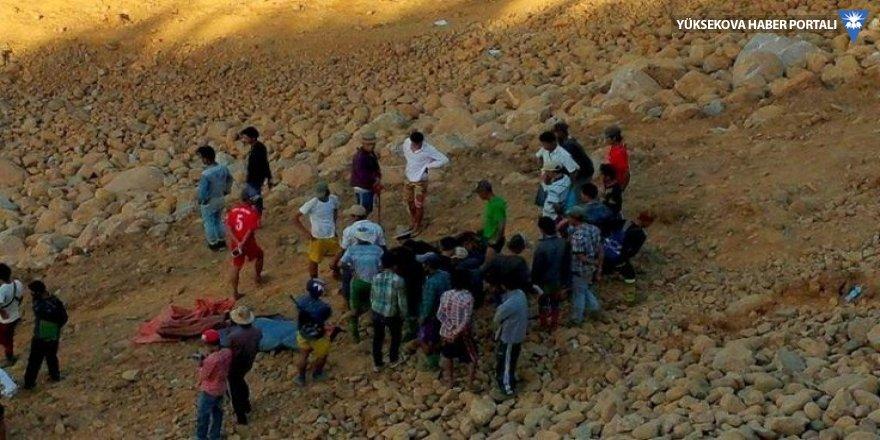 Myanmar'da 50'den fazla madenci göçük altında